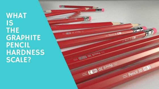 What is the Graphite Pencil Hardness Scale?
