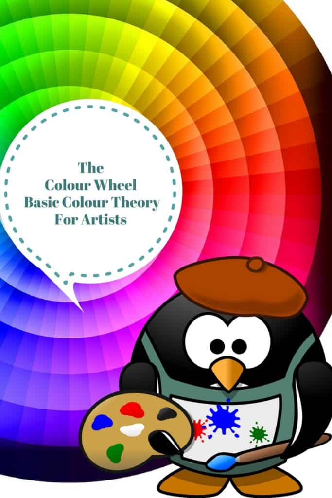 The Colour Wheel - Basic Colour Theory for Artists